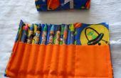 Kinderen Crayon Wrap houder cadeau voor onder $3,00!!