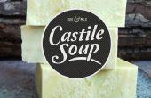 Pure & Mild Castilië Soap