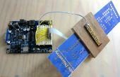 DIY papier Tape/Punch Card Maker en lezer