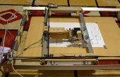 CNC tekening Machine