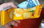 Chips tas portemonnee