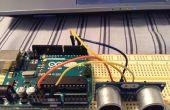 Hoe maak je een eenvoudige Arduino ultrasone afstandssensor