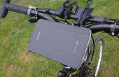 Hoe maak je een elke dag (fiets) vervoerder snel, goedkoop en gemakkelijk voor uw gps, smartphone, mp3-speler, powerpack en/of andere dingen...