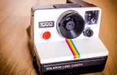 Polaroid babyfoon met RPi