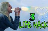 3 LIFE HACKS / Valentijnsdag Hacks