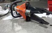 Holmatro reiniging en inspectie op de Cutters-Tool