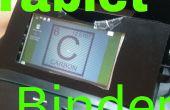 Bouwen van een Tablet Binder met de Raspberry Pi