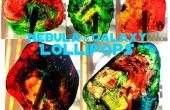 Nevel & Galaxy lollies