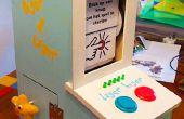 Arduino gebaseerde Split-Flap game