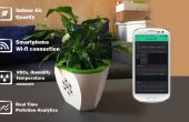 Gezond, Smart & natuurlijke Air Cleaner met Arduino, WIFI en Blynk