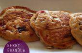 Berry Granola recept pannenkoeken