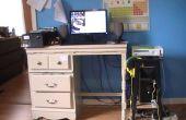 Aansluiten van een Xbox 360 op een computerscherm (BONUS! AANSLUITEN HET TOT HET INTERNET, VIA UW PC!)