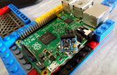 Digitaal kompas (HMC5883L) met de Raspberry Pi 2 met behulp van Python3 interfacing