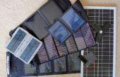Bouwen van een accu voor 12V zonne-energie