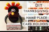 DIY: Thanksgiving naam plaats kaarthouders