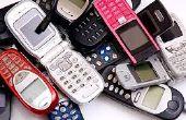 Hergebruik van oude mobiele telefoons voor huisautomatisering