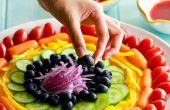 Zomer Rainbow Salad