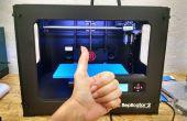 Quick Start Guide: Afdrukken met een Makerbot Rep 2