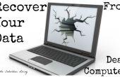 Hoe te herstellen van gegevens vanaf een dode Computer