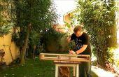 Hoe maak je een mooie Lamp voor Pallet