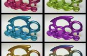 Maken van Designer Toys deel II (betere mallen)
