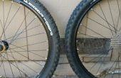 Tubeless fiets Tire conversie
