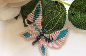 Butterfly maken   DIY kralen Butterfly 
