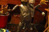 Gemakkelijk Stop-Motion Puppet met Sugru gezicht en handen