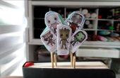 DIY Groot paperclips