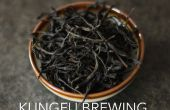 Hoe Kungfu Brew Oolong thee (met Video demo)
