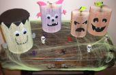 Paperback boek Halloween creaties