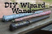 Harry Potter Wizard magische Wands DIY!