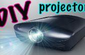 Hoe maak je een projecteren apparaat