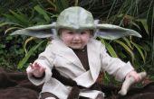 Yoda kostuum voor Baby