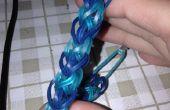 Rainbow Loom Diamond patroon armband