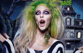 Beetlejuice Babe - SFX make-up Tutorial