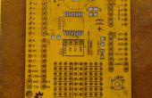 Polyimide (Kapton) PCB solderen plakken Stencil