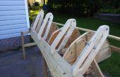 Snel en eenvoudig Lapstrake klemmen voor de bouwers van de boot