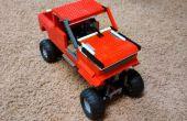 RC Lego Truck met handgeschakelde transmissie