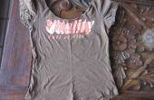 Hoe om te redden van een stinkende T-shirt (omgaan met sterke lichaamsgeur)