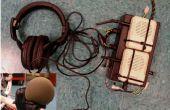 Hoe het bouwen van een Stereo hydrofoon (niet voltooid)