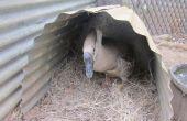 Dubbelzijdig Goose Nest