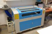 Inleiding tot de SLO afkomstig van 100 Watt Laser Cutter en graveur