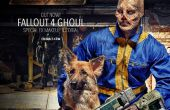 Fallout 4 Ghoul - SFX make-up Tutorial
