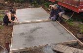 De 'gemakkelijk Empty' compostering Toilet Project: Deel 1 - grond werken