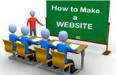 Hoe maak je je eigen gratis Website met behulp van de gratis Website bouwers