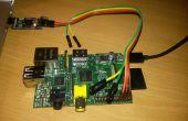 Verbinding maken met de Raspberry Pi om te netwerken met behulp van de UART