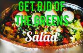Get Rid van de Groenen salade!