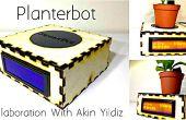 Planterbot - de Plant Robot controle