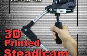 3D afgedrukt Merlin stijl Steadicam: MO-FLO 1.0